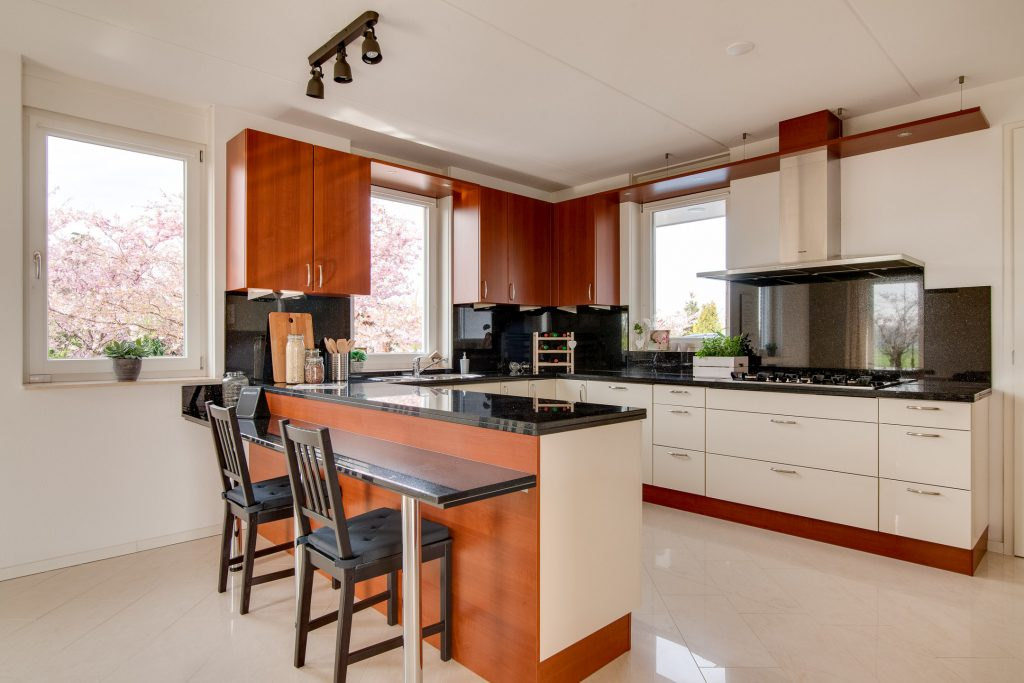 keuken interieur foto