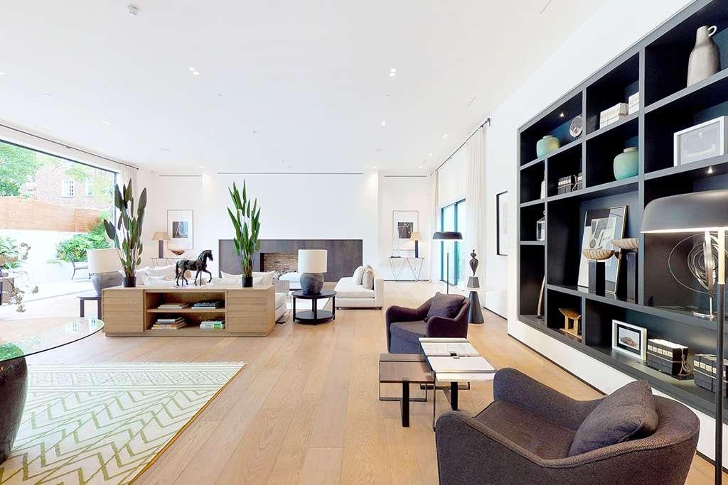 Woning interieur voor Matterport